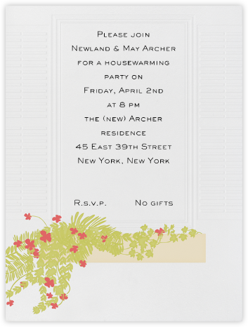 Flower Box  - Paperless Post - Invitations