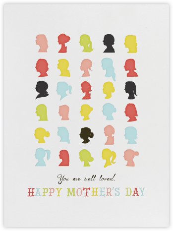 Mommy's 15 Minutes - Mr. Boddington's Studio - Mother's day cards