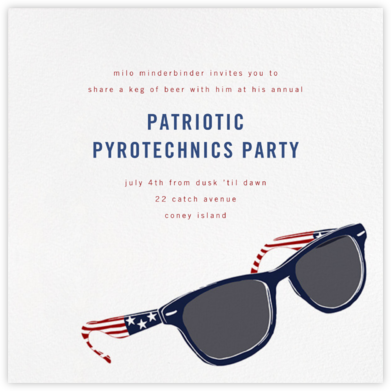 American Wayfarers - Paperless Post - Invitations